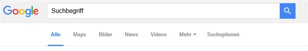 Ein Keyword ist ein Suchbegriff nach dem Nutzer in Suchmaschinen suchen.