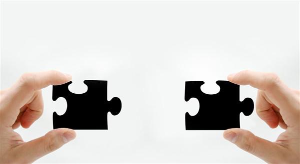 Die Zusammenarbeit mit Affiliate als fehlendes Puzzlestück dargestellt
