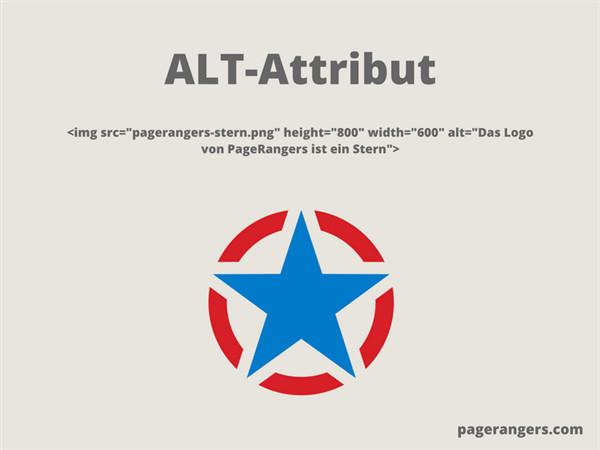 Das Logo von PageRangers ist ein Stern