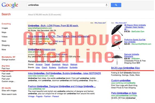 Hält sich Google nicht einmal an die eigenen Regeln?